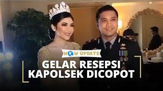 Kapolsek Kembangan Dicopot karena Gelar Resepsi Pernikahan, Komisioner Kompolnas Buka Suara
