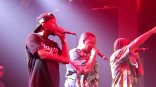 Bone Thugs & Harmony live at The Forge in Joliet IL 10-5-17 ( directed by Puff The Magic Films )