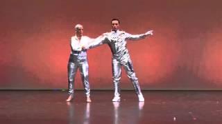 Sarasota Dancing Stars featuring Sherry Robinson and Maksim Spasov