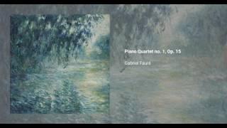 Piano Quartet no. 1, Op. 15