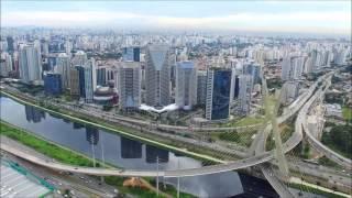 Hilton Sao Paulo Morumbi Hotel Aerial Views