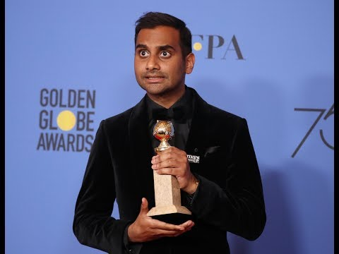 Aziz Ansari reacts to sexual assault allegations
