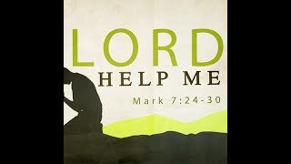 Lord Help Me Cover-Donny Hathaway