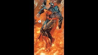 Superman vs Apollo and Haphaestus