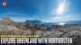 Hurtigruten: Greenland Sailings