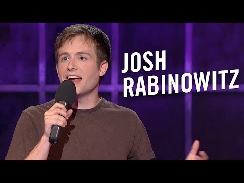 Josh Rabinowitz o trapasech a cigaretách - Stand-up