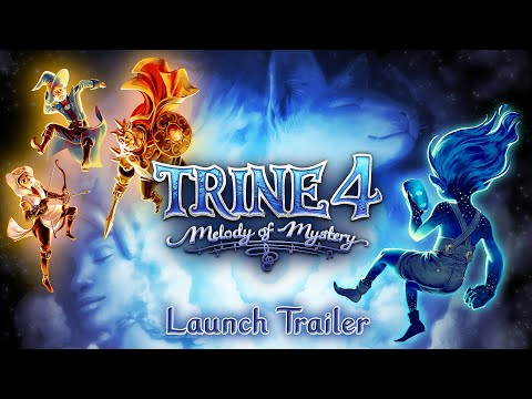 Trine 4: Melody of Mystery Launch Trailer PC