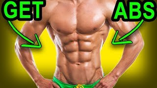BULKY ABS WORKOUT (11 Weighted Exercises)