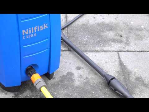 Nilfisk Compact C120.6-6 PCAD X-TRA - EverythingVideo