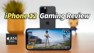 Apple iPhone 12 Pro Full Gaming Review: A14 Bionic!