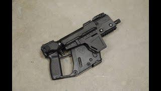 Kriss Vector 9mm Gen 2 SBR Stock Install - Most Popular Videos