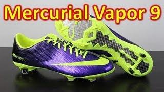 Nike Mercurial IX Vapor 9 IX Mercurial Fireberry/Electric Green/Red Plum 29e4d3
