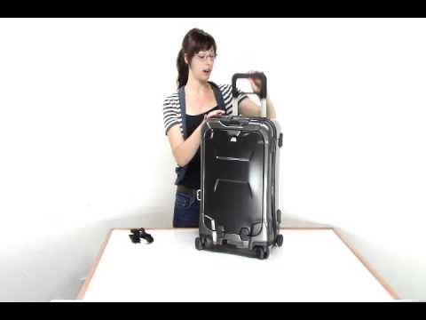 Luggage Base Review of the Torq International Carry On Spinner from Briggs and Riley
