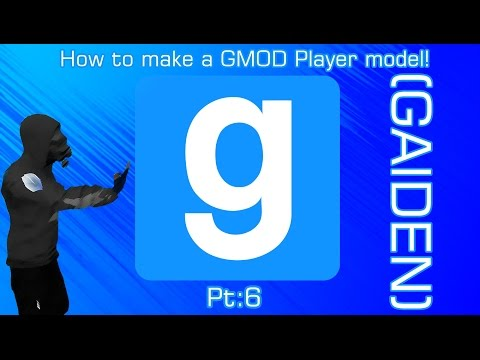 Download How To Make A Gmod Player Model Pt 1 Setting Up Video 3GP