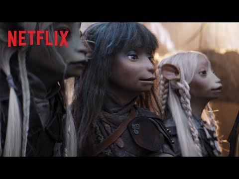 anya-taylor-joy comic-con-2019 io9 jim-henson-company mark-hamill nathalie-emmanuel netflix san-diego-comic-con sigourney-weaver streaming taron-egerton the-dark-crystal the-dark-crystal-age-of-resistance video