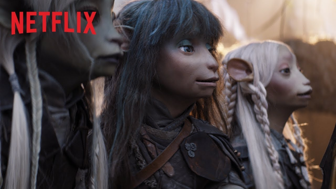The Dark Crystal: Age of Resistance - Comic-Con 2019 Sneak Peek