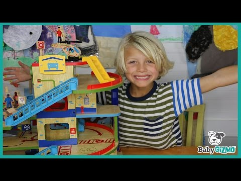Kidkraft Wash n Go Garage Play Set for Kids   Hot Holiday Toys