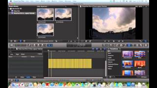 Final Cut Pro X Time-Lapse Tutorial