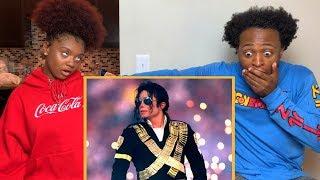 Michael Jackson's Super Bowl Performance (THE BEST ONE?!!)