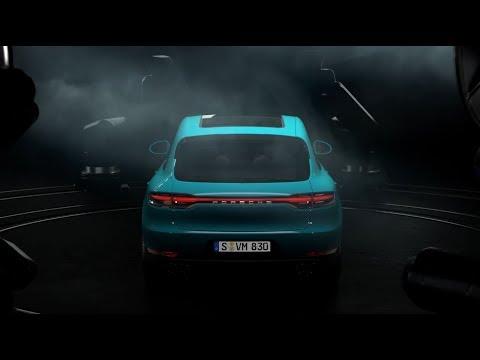 Porsche  Macan Кроссовер класса J - рекламное видео 1