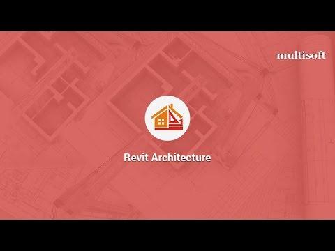 Revit Architecture Online Certification Training | Multisoft Virtual ...