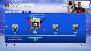 FIFA 19 - JOGANDO NA 3° DIVISÃO, SQUAD BATTLES RUMO AO TOP 100 E AMISTOSOS CONTRA INSCRITOS.
