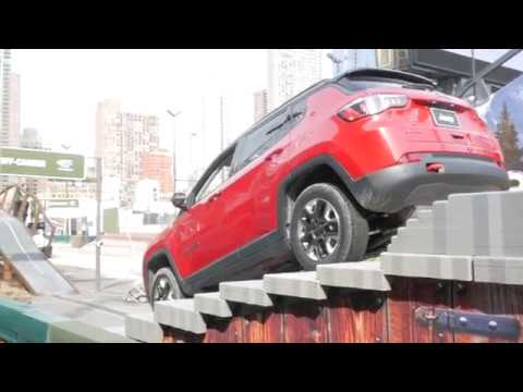 SURPRISINGLY CAPABLE 2018 Jeep Compass Trailhawk