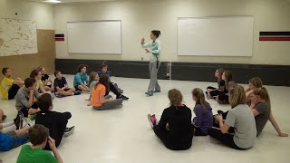 Phys Ed Tutorial -  Small Space Games