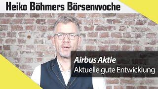 Böhmers Börsenwoche: Auf und ab in der Luftfahrt