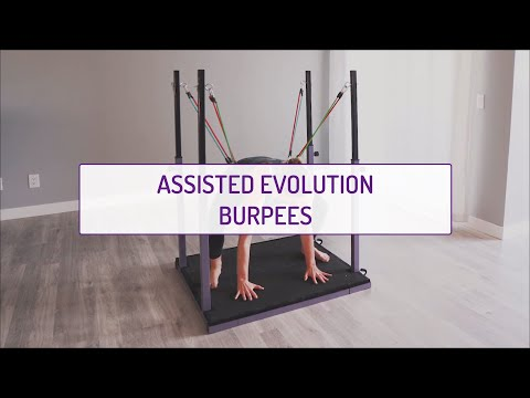Assisted Evolution Burpees