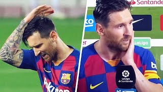 Lionel Messi Gave A Rare And Ominous Interview After Real Madrids Crowning   Oh My Goal