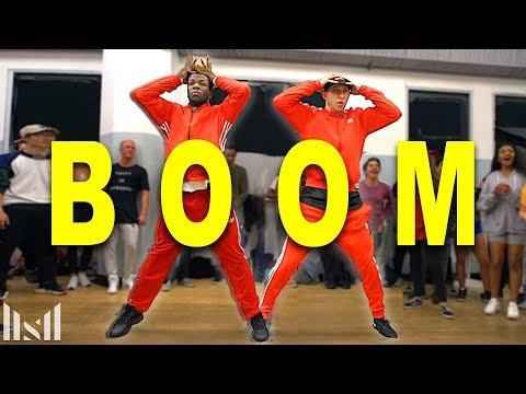 BOOM - Tiesto ft Gucci Mane Dance | Matt Steffanina