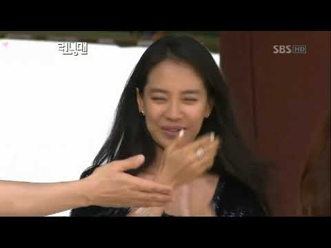 Lee Kwang Soo Funny Moment [Running Man Ep 2]