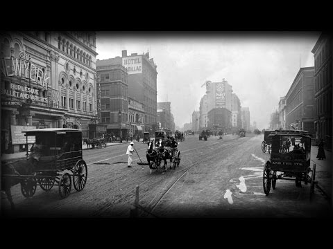 How Car Traffic Has Changed Over the Past Century
