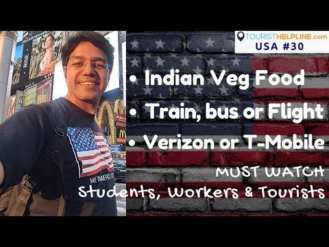 USA TRAVEL GUIDE: Food   Transport   Hotel   Mobile Sim   Free WiFi