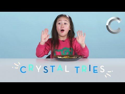 Crystal Tries