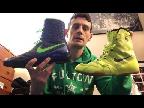 Nike KO vs Nike Hyper KO Boxing Shoes Review Head to Head Comparison – Best Boxing Boots