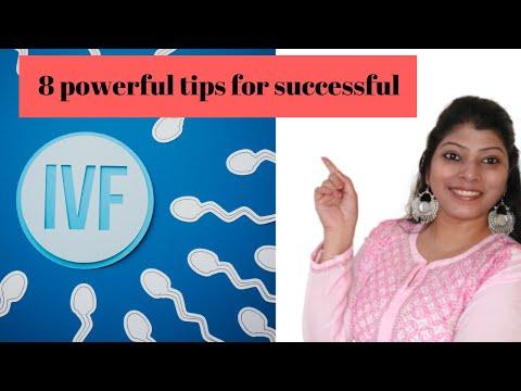 8 powerful tips - successful IVF आप का IVF successful हो सकता है ये करने से