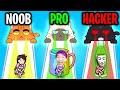 Can We Go NOOB vs PRO vs HACKER In HIDE