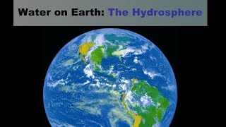 Std 5th: EVS-1 Environmental Studies; Earth & Living World (Hydrosphere-Part 3) #2kviews #viralvideo
