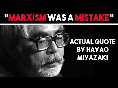 Miyazaki's Marxism - The Politics of Anime's Legendary Director