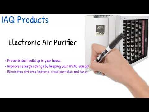 Check out this informational video on improving your indoor air quality!!