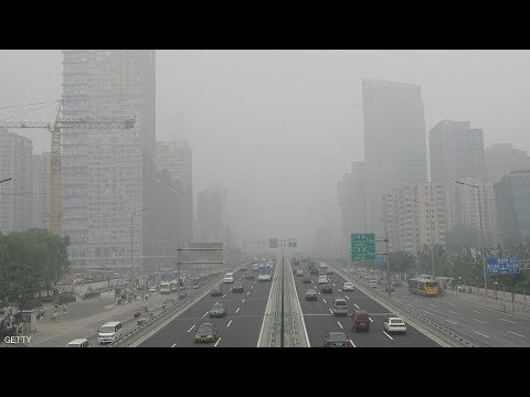 فيديو بوابة الوسط   دراسة تربط معدلات تلوث الهواء بأمراض القلب