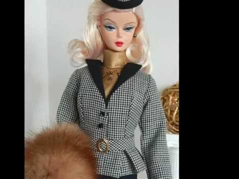 Hound's tooth & Honey Barbie 0001