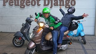 Peugeot Django Review Indonesia