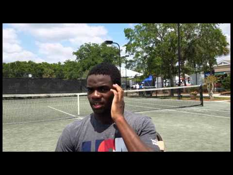 Tiafoe Looks Ahead To Clay Season At Sarasota Challenger 2016