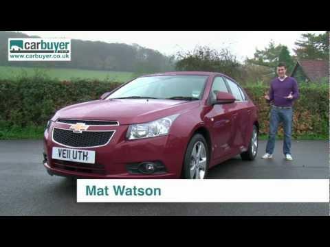Chevrolet Cruze hatchback review - CarBuyer