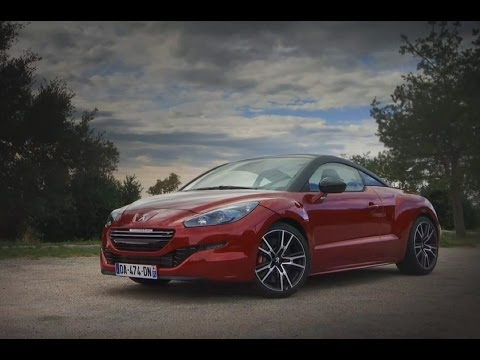 Peugeot RCZ R - is this the best handling Peugeot in a generation?