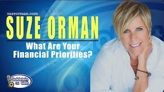 Suze Orman - What Are Your Financial Priorities -- Goldstein on Gelt Show