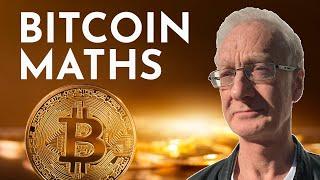 The maths behind bitcoin